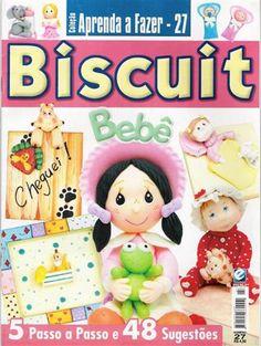 Crochet Cross, Irish Crochet, Cross Stitch Books, E Magazine, Cake Decorating Tutorials, Character Modeling, Air Dry Clay, Cake Tutorial, Clay Tutorials