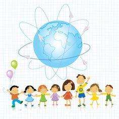 World and kids creative background vector 01 free Free Vector Backgrounds, Eps Vector, Vectors, Creative Background, Picasa Web Albums, Vector Free Download, Creative Kids, Graphic Art, Clip Art