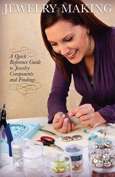 A quick reference guide to Jewelry Components & Findings