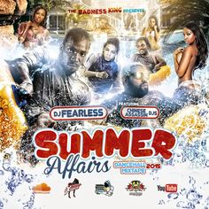 DJ FearLess & Chinese Assassin Djs - Summer Affairs Mixtape @DJFearLess @assassindjs - http://djkaas.com/dancehall-reggae-music/dj-fearless-chinese-assassin-djs-summer-affairs-mixtape-djfearless-assassindjs/