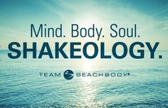 I love this blog by a Team BeachBody Coach. I tried Shakeology when I first started P90X, and I loved it! After reading this blog, I want to get Shakeology again!