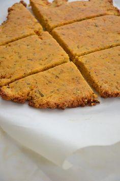 Grain-Free Sweet Potato Flatbread (Paleo, Vegan, Gluten-Free, Soy-Free)