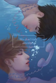 Jimin&Jungkook -we dont talk anymore  cr.: sheruxi