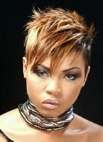 Fashionterest has collected the best short hairstyles for black women. If you are the one who is fed-up from finding ways to style your short hair then try it. Short Sassy Hair, Short Hair Styles Easy, Short Hair Cuts, Medium Hair Styles, Natural Hair Styles, Curly Short, Pixie Cuts, Black Women Short Hairstyles, Easy Hairstyles For Medium Hair