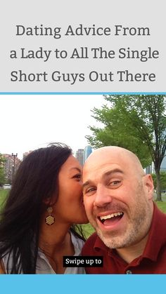 So you're a bit more on the shorter side. Newsflash: height isn't everything! author Shani Jay, explains why and shares valuable tips for embracing your height Dating Advice For Men, Dating Tips, Attracted To Someone, Self Appreciation, Don T Lie, Be With Someone, Thought Catalog, Tall Guys