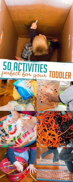What can I do with my toddler?