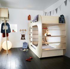 IO Bunk Pod by IO Kids Design www.iokidsdesign.co.uk