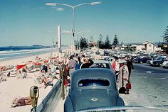97 Vintage Surfers Paradise Ideas Surfers Paradise Gold Coast Queensland Gold Coast