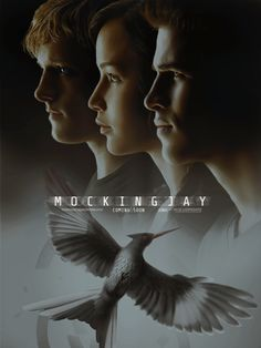 Mockingjay. Finished reading this series a few weeks ago.
