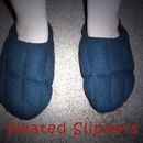 presumably i could make a better-looking version...perhaps big knitted bear feet to cover them?