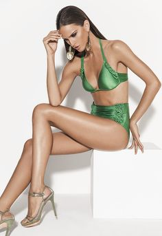 Izabel Goulart by Eduardo Rezende for Agua de Coco 2014
