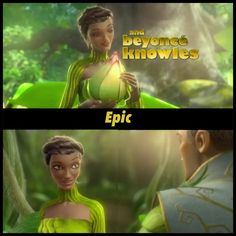 Beyonce epic movie
