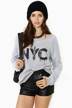 Chaser NYC Graffiti Sweatshirt