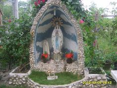 Grotto of the Virgin Mary