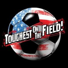 Toughest On The Field Soccer by Mychristianshirts on Etsy