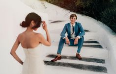 Santorini wedding photography by roberto panciatici photographer
