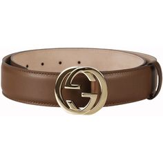 Gg Buckle Belt (13.585 RUB) ❤ liked on Polyvore featuring accessories, belts, brown, womenaccessoriesbelts, buckle belt, brown buckle belt, brown belt, gucci belt and gucci
