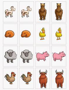 Libros infantiles Farm Animals Games, Animal Activities, Animal Games, Animals And Pets, Activities For Kids, Toddler Teacher, Toddler Class, Farm Day, Penguins