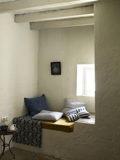 MARQ / propuesta / window seat