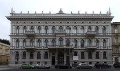 Pałac Maurycego Poznańskiego, Łódź (obecnie Muzeum Sztuki)