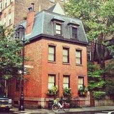 West Village townhouse #GISSLER #interiordesign