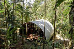 Beautiful cabin in the woods! ARCA / Atelier Marko Brajovic #Cabin #CabinLove