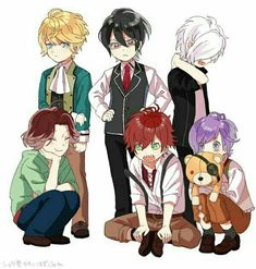 Image in diabolik lovers collection by Dayana Reyes