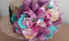 VALENTINO icon Hat KENTUCKY DERBY Celebrities Runway Big Flower Black Tulle COOL #Handmade #PartyEveryDayGoodLookWedding