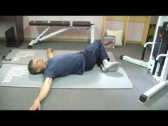 Sciatica, Health Fitness, Workout, How To Plan, Youtube, Sport, Metabolism, Deporte, Work Out