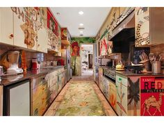 Image result for eccentric kitchen units