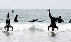 Getting kids with special abilities into action sports! http://www.amazingsurfadventures.org/