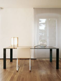 Jean Glass Dining Table