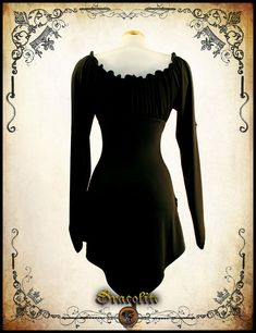 Bliaut Samantha Shirt Medieval clothing blouse by Dracolite