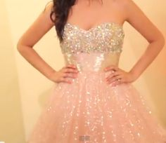 Amazing Prom Dress! #I #want #it