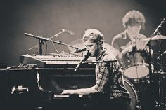 i have officially decided andrew mcmahon is my guardian angel.
