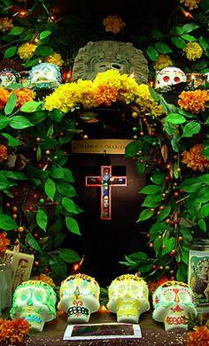 Dia de los Muertos | Mexico
