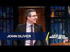 John Oliver Says Trump Is Oprah's Fault - YouTube