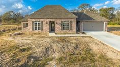 Beauvoir collection is a floor plan from builder Manuel Builders developed for our new homes in Lafayette and Lake Charles LA. Lake Charles La, Country Style House Plans, Best House Plans, Building A House, New Homes, Floor Plans, Cabin, How To Plan, Tiny Houses