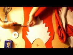 DIY Fox Costume: What Does The Fox Say? - YouTube