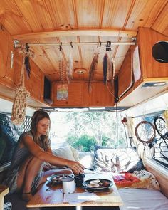 roadtripping camping on the road again wind in your hair adventure supertramp feet on the dash crusin magic bus glamping travel Bus Life, Camper Life, Camper Van, Happier Camper, Tiny Camper, Glamping, Ducato Camper, Kombi Motorhome, Kombi Home