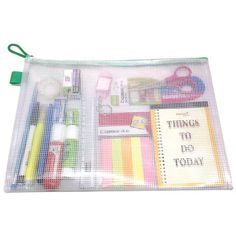 Buy YES Student Stationery Kit with Accessories by Yes Office Solutions Private Limited, on Paytm, Price: Rs.399?utm_medium=pintrest