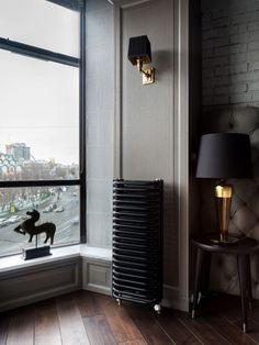 Стильная однушка на Парке Культуры с панорамными видами центра Москвы - Дизайн интерьеров | Идеи вашего дома | Lodgers