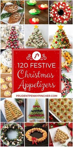 120 Festive Christmas Appetizers succulent christmas gifts, creative holiday gifts, christmas diys Bring one of these creative appetizers to your Christmas party! These Christmas appetizers include dips, spreads, finger foods and much more. Christmas Apps, Christmas Party Food, Xmas Food, Christmas Cooking, Christmas Goodies, Christmas Desserts, Christmas Treats, Christmas Holidays, Christmas Party Appetizers
