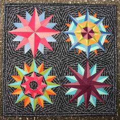 Elizabeth Dackson's new favorite quilt