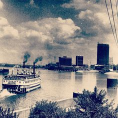 Downtown Louisville has come a long way!