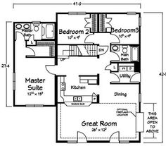 Ranch Style House Plans With 3 Car Garage 3d besides 347480927479505934 as well 1 Bedroom House Plans together with Round House also 520. on barn homes floor plans indiana