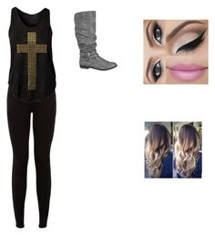 """style 7"" by schooldiva7 on Polyvore featuring maurices"