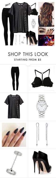 """""""Untitled #270"""" by asgardianka on Polyvore featuring Cheap Monday, Monki, Marc by Marc Jacobs, Bling Jewelry, Topshop and Giuseppe Zanotti"""