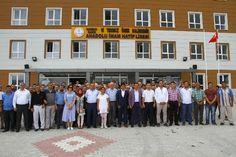 Türkiye'nin en büyük imam-hatip okuluna kahraman astsubayın adı verildi