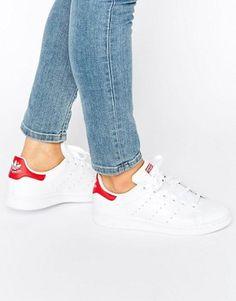 buy online 36147 def86 adidas Originals Superstar Slip On White Trainers at asos.com. Perforaciones Cuero AuténticoMarca De ModaAberturasBotas ...